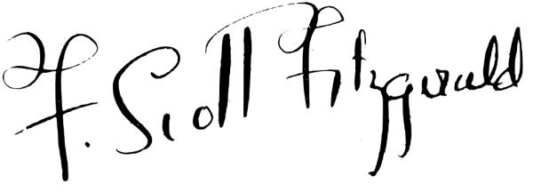 FSFitzgerald-Signature